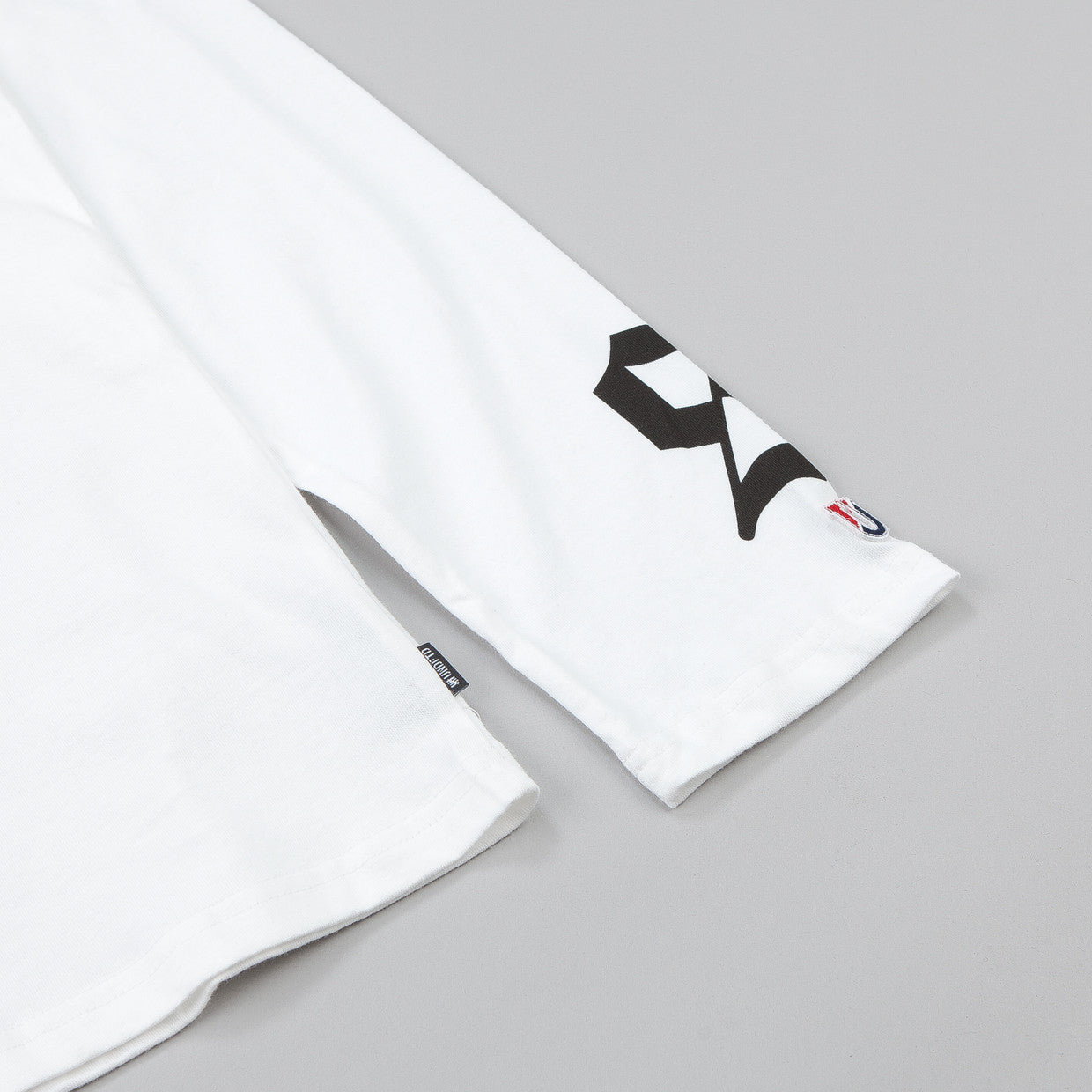 Undefeated BS Long sleeve t-shirt White