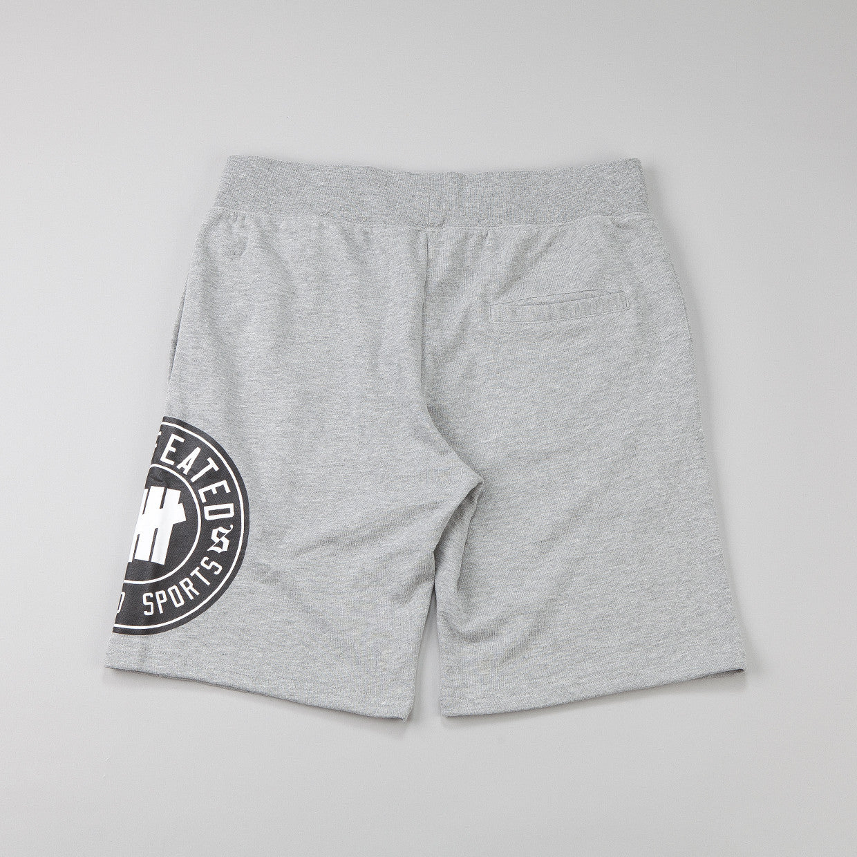 Undefeated BS Sweatshorts Grey Heather
