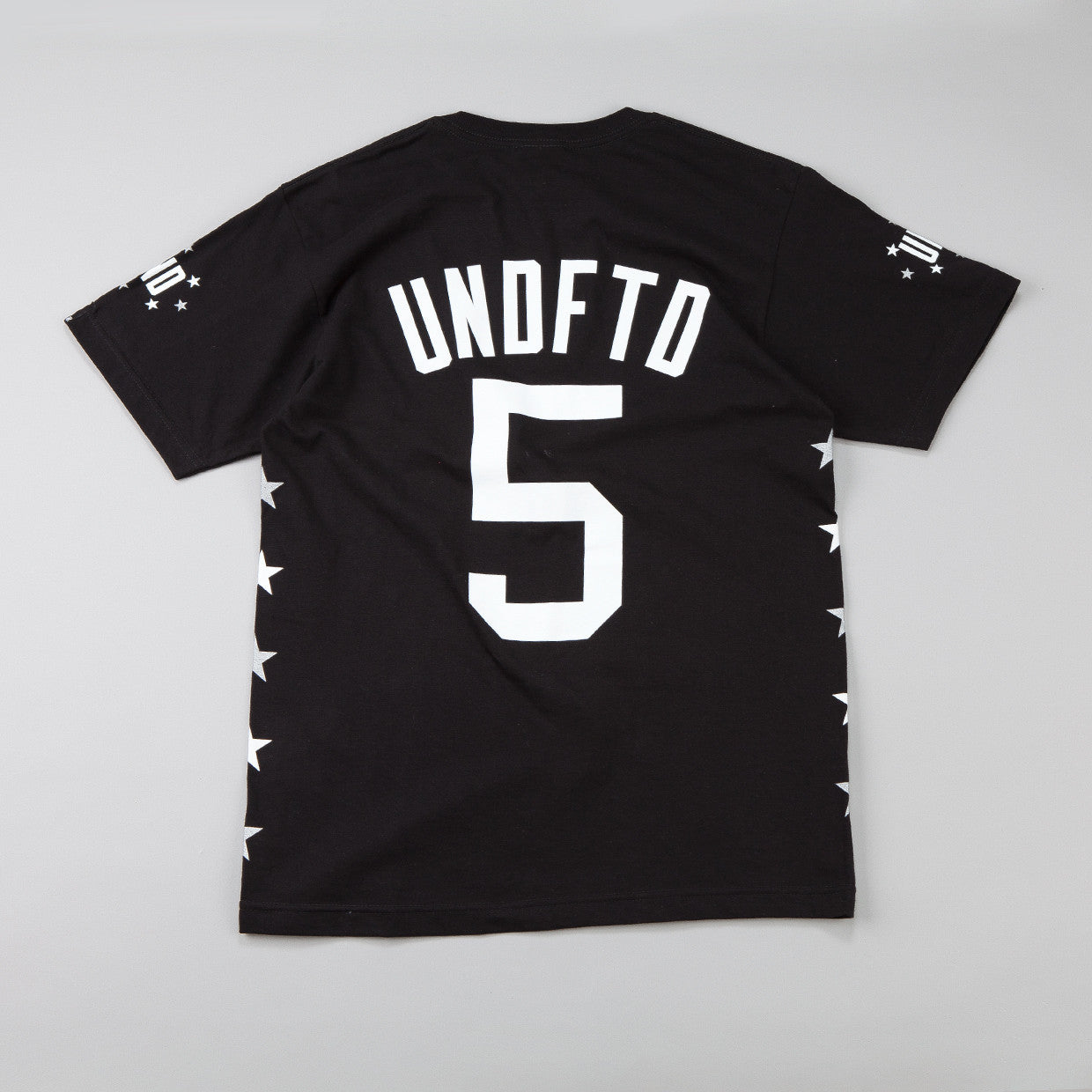 Undefeated Global T-shirt Black