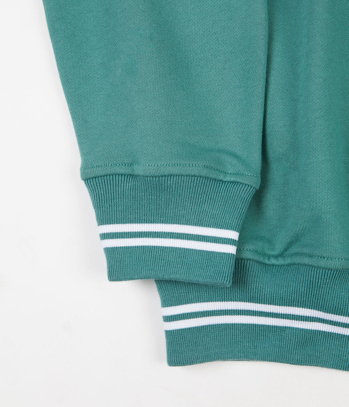 Yardsale YS Embossed Crewneck Sweatshirt - Fern Green