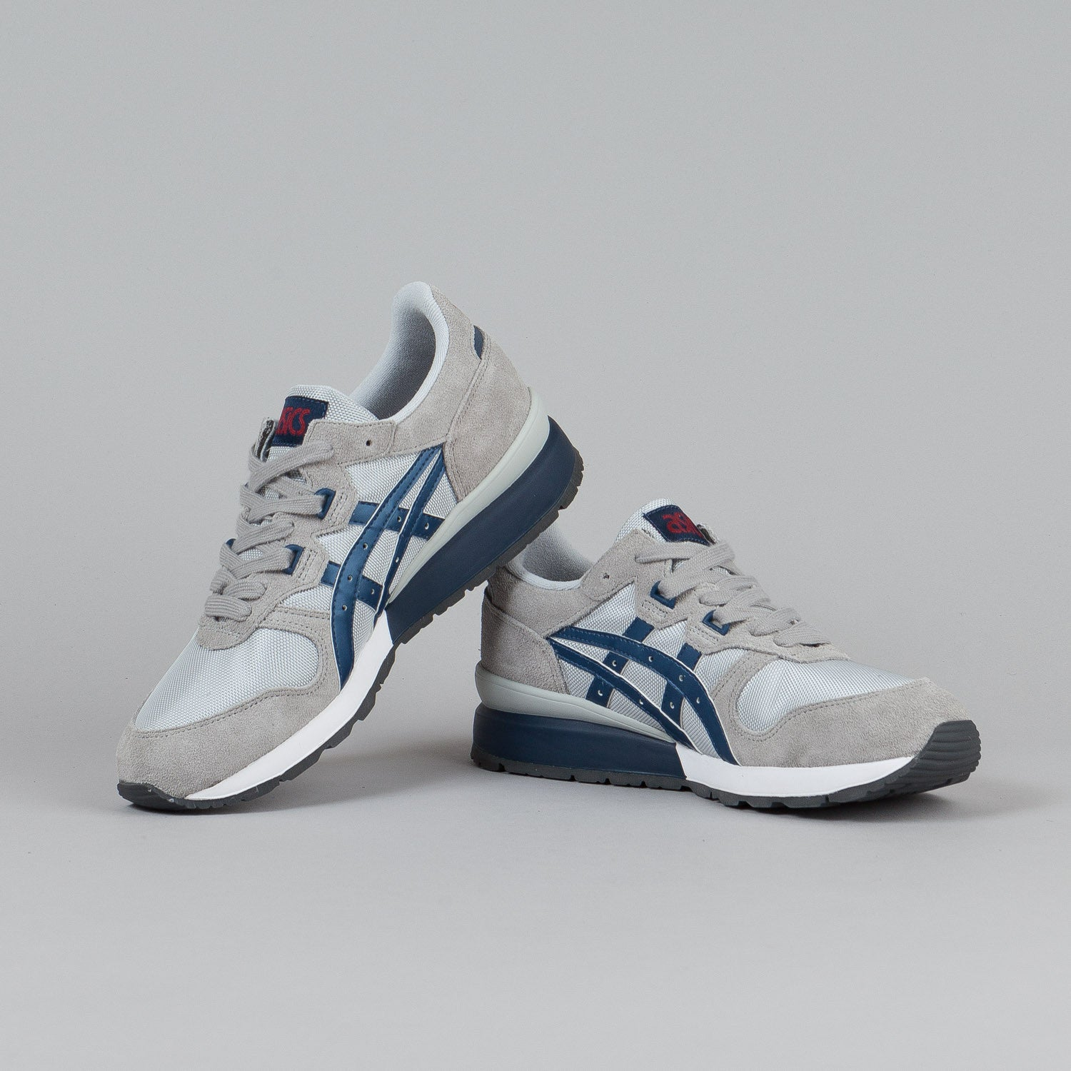 Asics Gel Epirus Light Grey / Navy