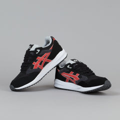 Asics Gel Saga Black / Burgundy