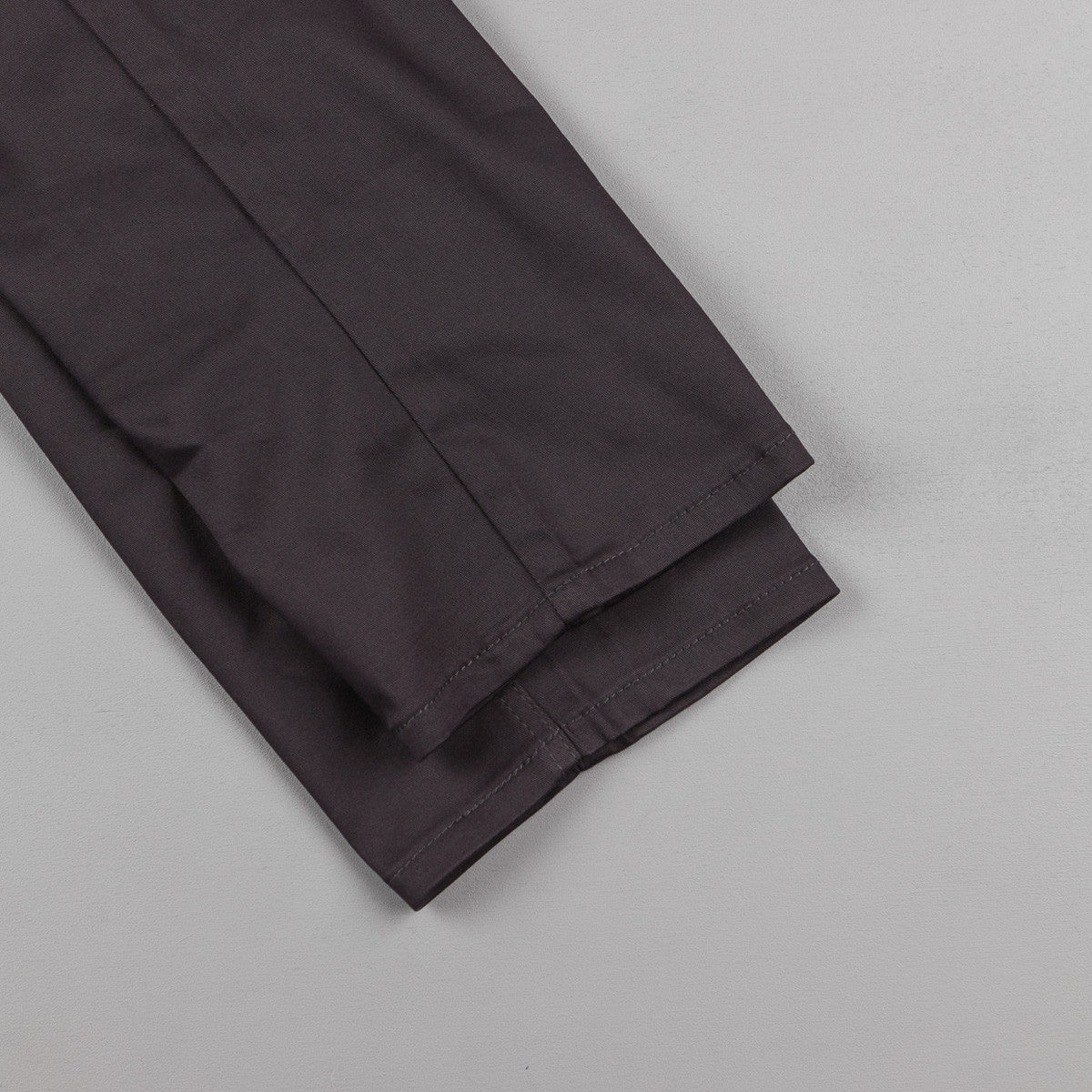 HUF Fulton Chino Trousers - Charcoal