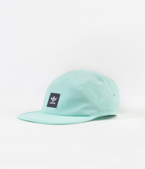 48320fe7450 Adidas 3MC 5 Panel Cap - Clear Mint   Black