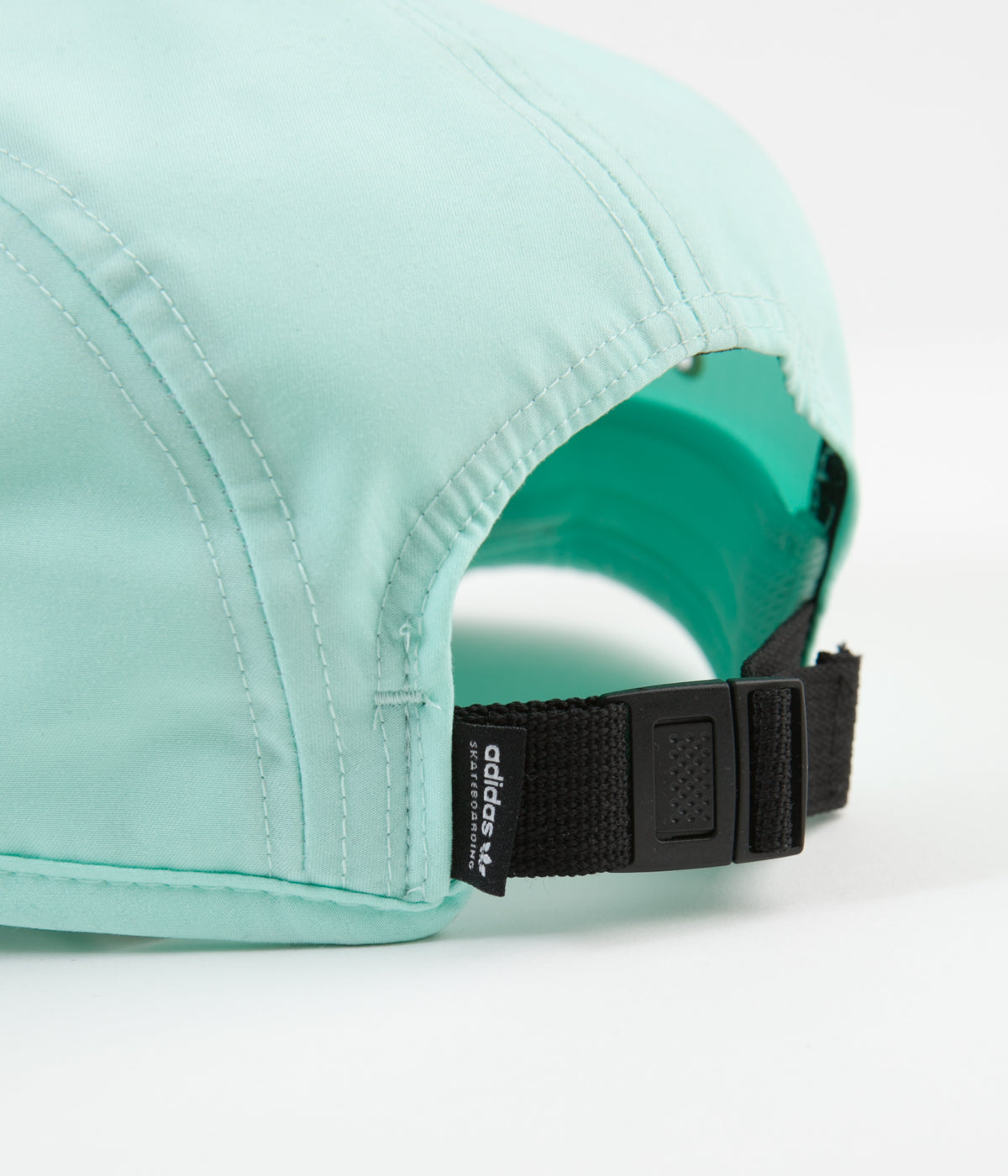 Adidas 3MC 5 Panel Cap - Clear Mint / Black