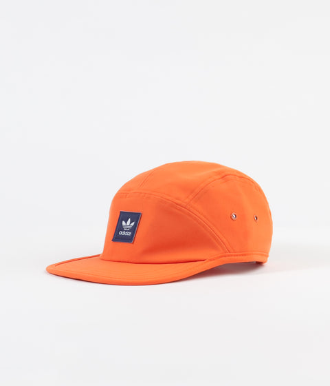 Adidas 3MC 5 Panel Cap - Orange / Black
