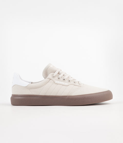 Adidas 3MC Shoes - Clear Brown / White / Gum5