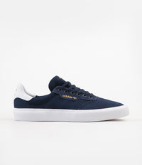 Adidas 3MC Shoes - Collegiate Navy / White / Collegiate Navy