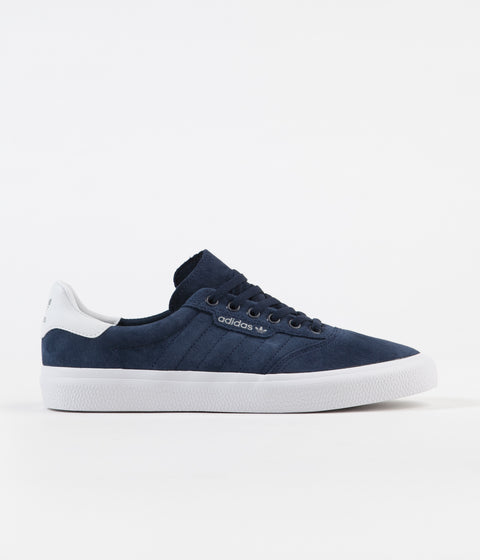 Adidas 3MC Shoes - Collegiate Navy / White / Grey Two