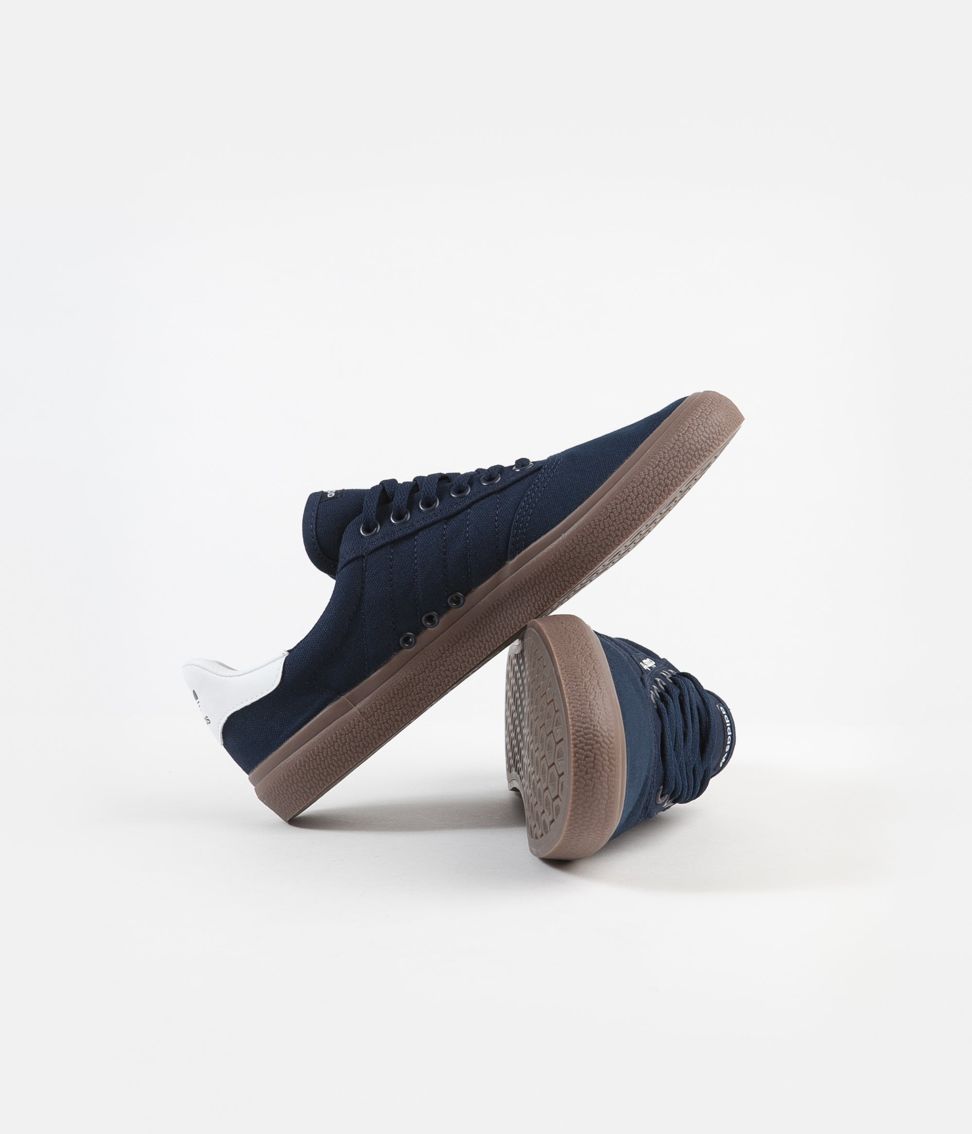 Adidas 3MC Shoes - Collegiate Navy / White / Gum