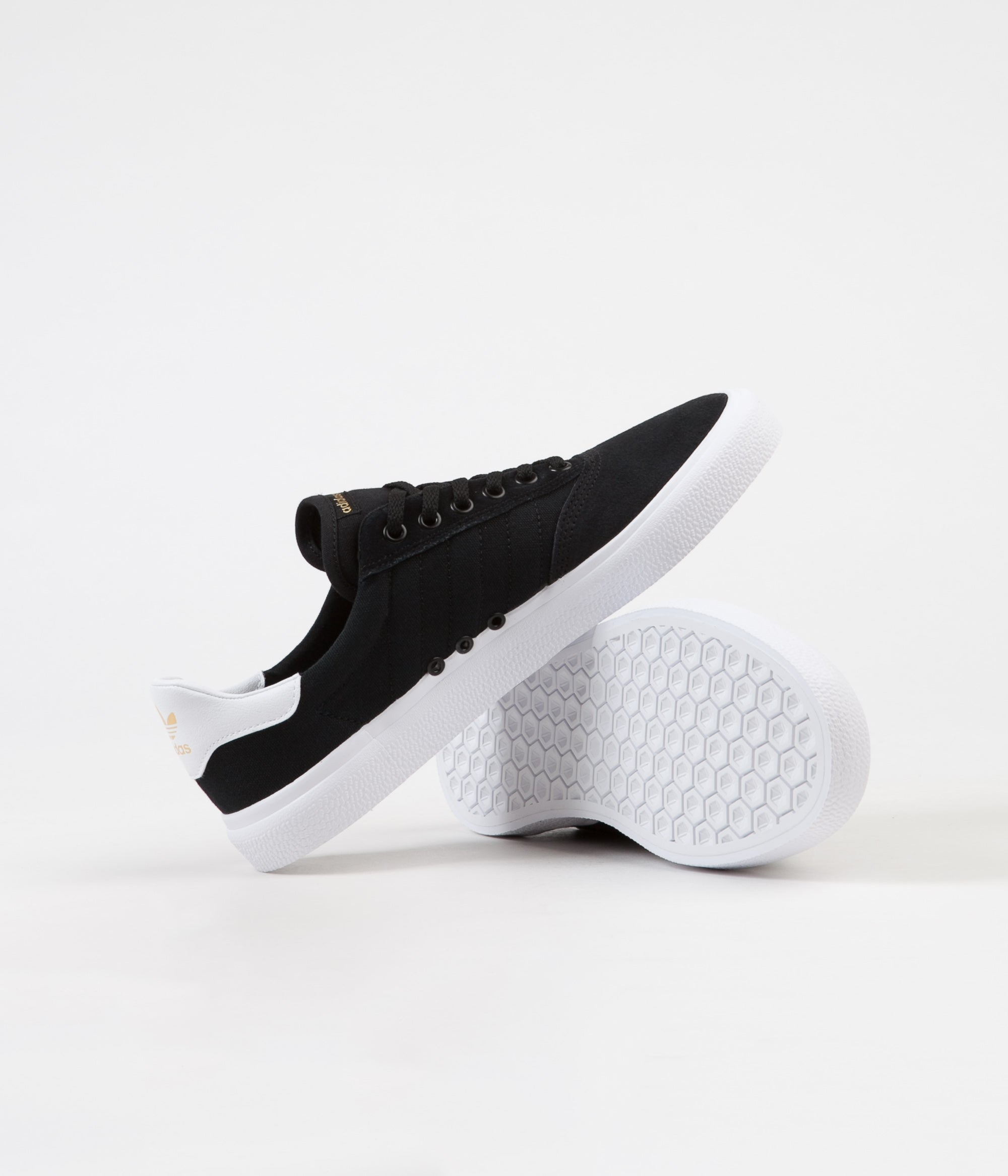 Adidas 3MC Shoes - Core Black / FTW White / Core Black