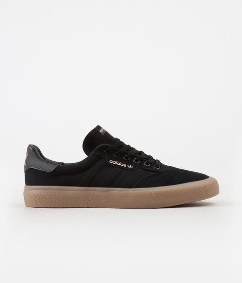 Adidas 3MC Shoes - Core Black / Solid Grey / Gum4