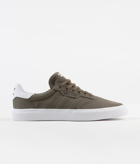super popular 5f15f 5019d Adidas 3MC Shoes - Raw Khaki   Raw Khaki   White