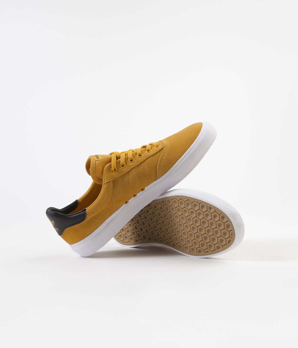 Adidas 3MC Shoes - Tactile Yellow / Core Black / White