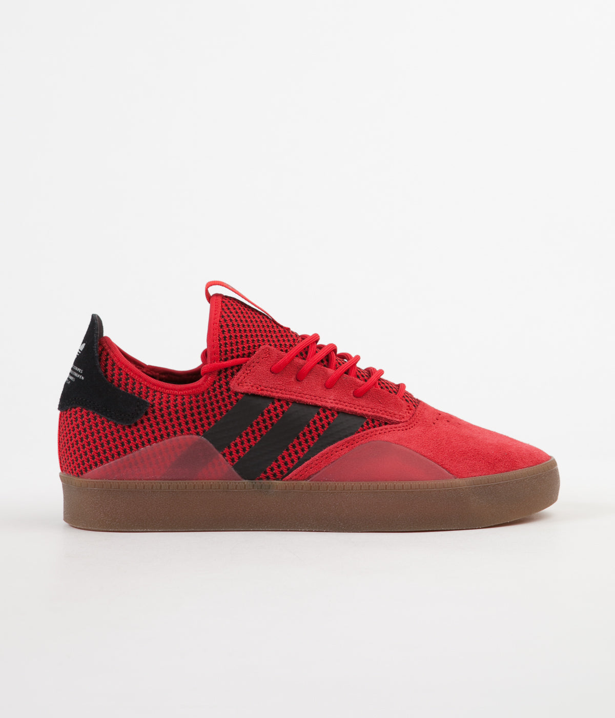 cheap for discount 9b752 7b485 ... Adidas 3ST.001 Shoes - Scarlet  Core Black  Gum4 ...