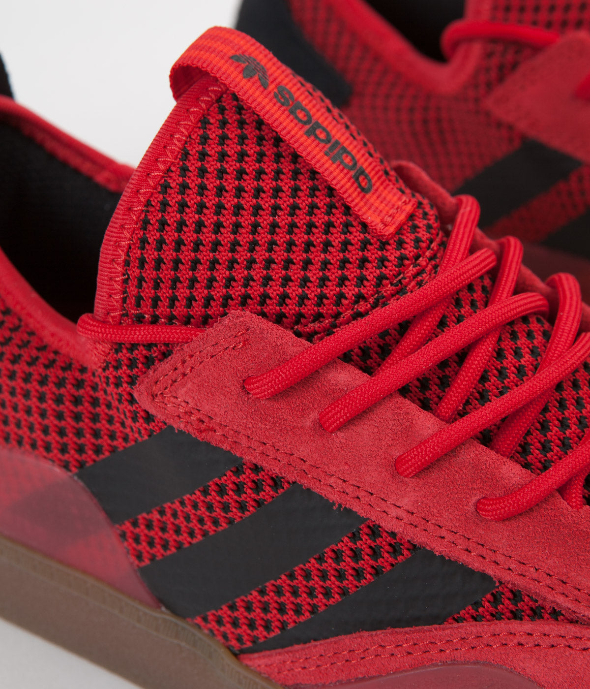 cheap for discount f2466 d6dbc ... Adidas 3ST.001 Shoes - Scarlet  Core Black  Gum4 ...