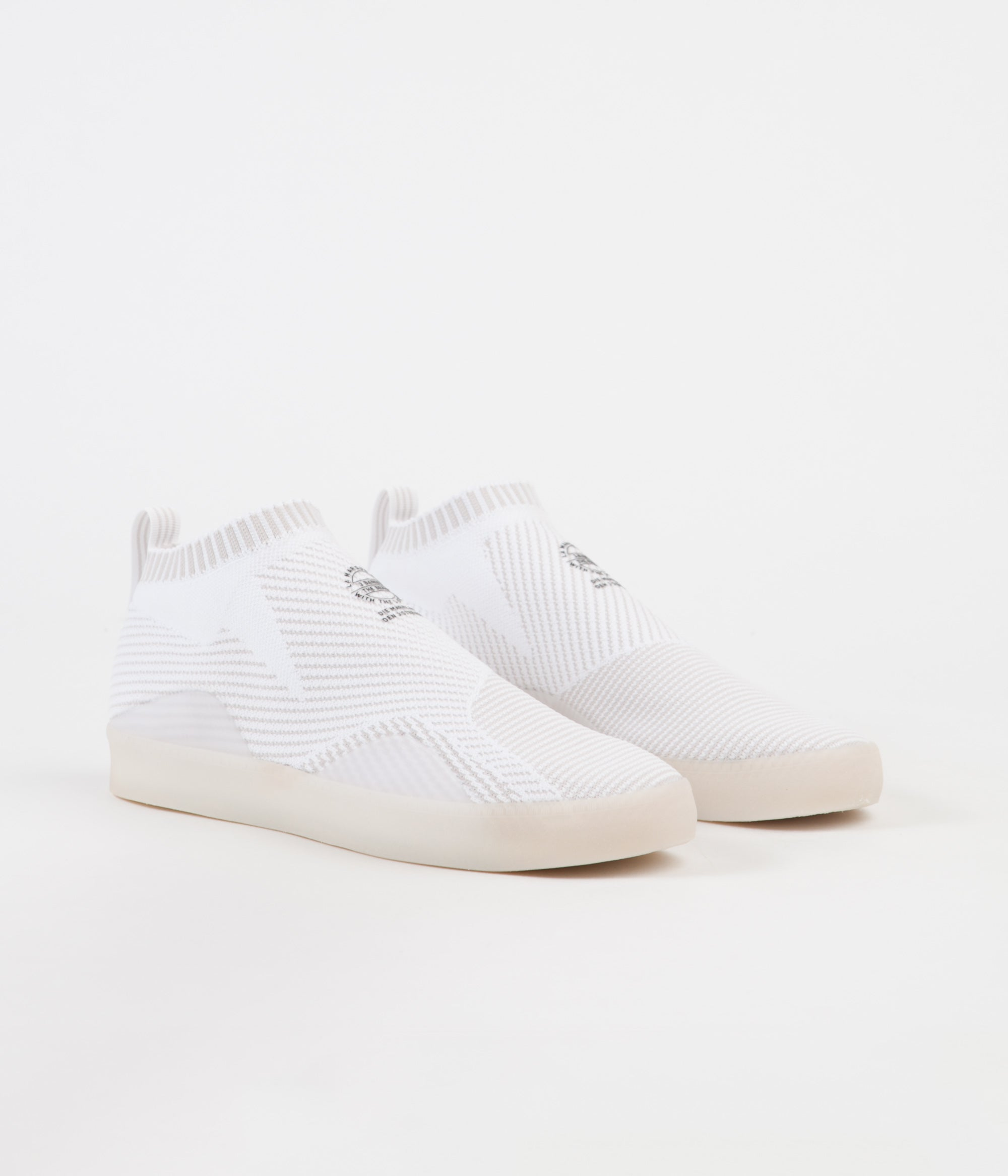 huge discount 4cbed cfdc6 Adidas 3ST.002 Primeknit Shoes - White  Grey One  Core Black