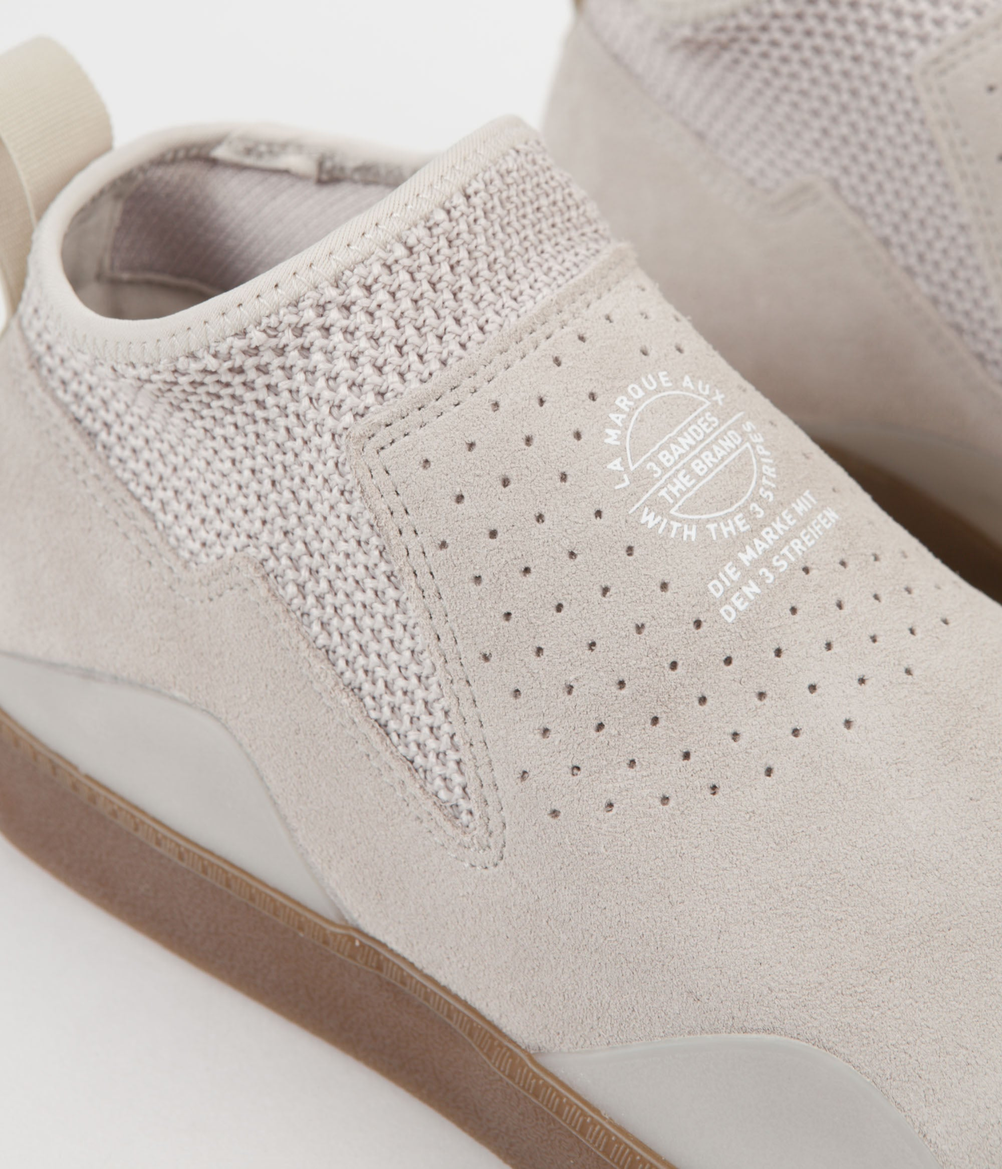 Adidas 3ST.002 Shoes - Clear Brown / White / Gum