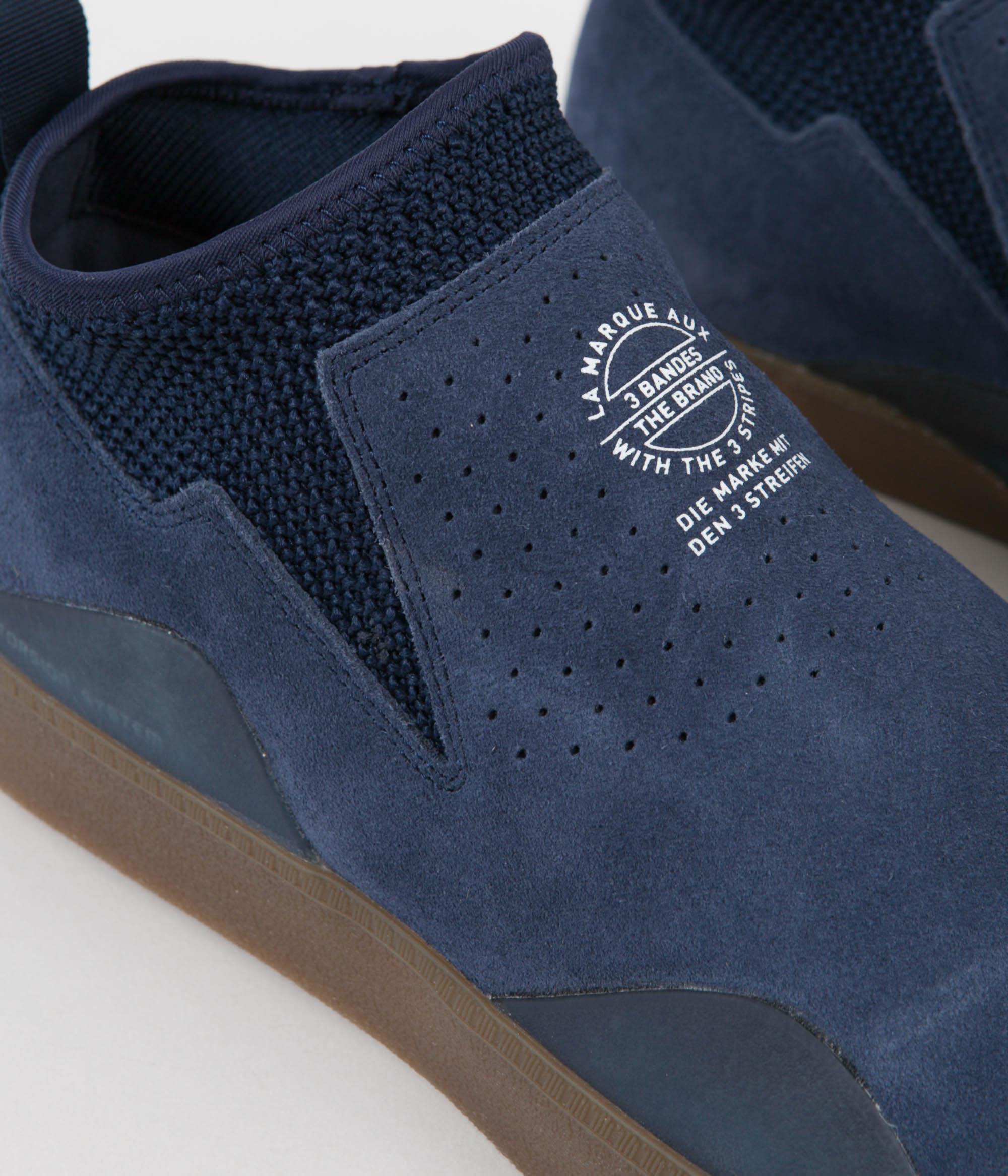 newest 8435d 65ae8 ... Adidas 3ST.002 Shoes - Collegiate Navy  White  Gum ...