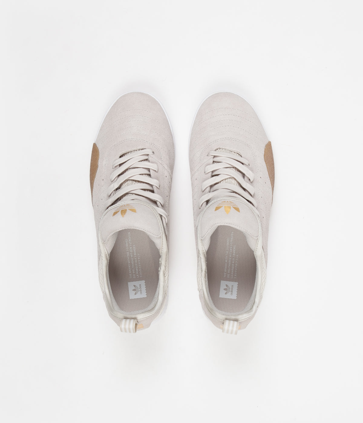 Adidas 3ST.003 Shoes - Clear Brown / White / Gum4