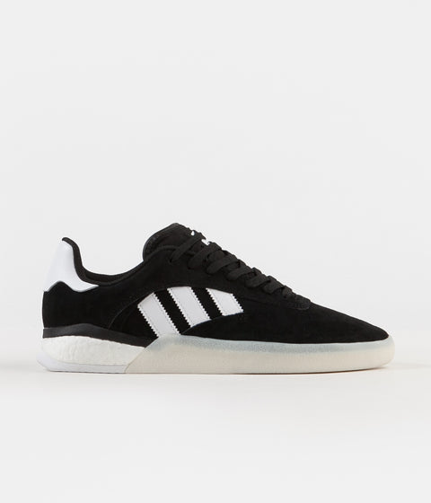 Adidas 3ST.004 Shoes - Core Black / White / Core Black