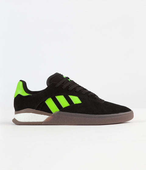 Adidas 3ST.004 Shoes - Core Black / White / Gum5
