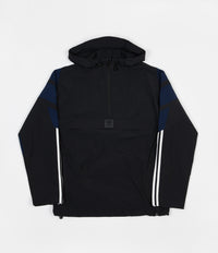 Adidas 3ST Jacket - Black / Collegiate Navy / Carbon