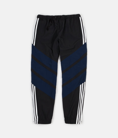 Adidas 3ST Sweatpants - Black / Collegiate Navy / Carbon