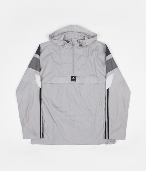 Adidas 3ST Track Jacket - Light Granite / Solid Grey / Grey Five / Clear Onix