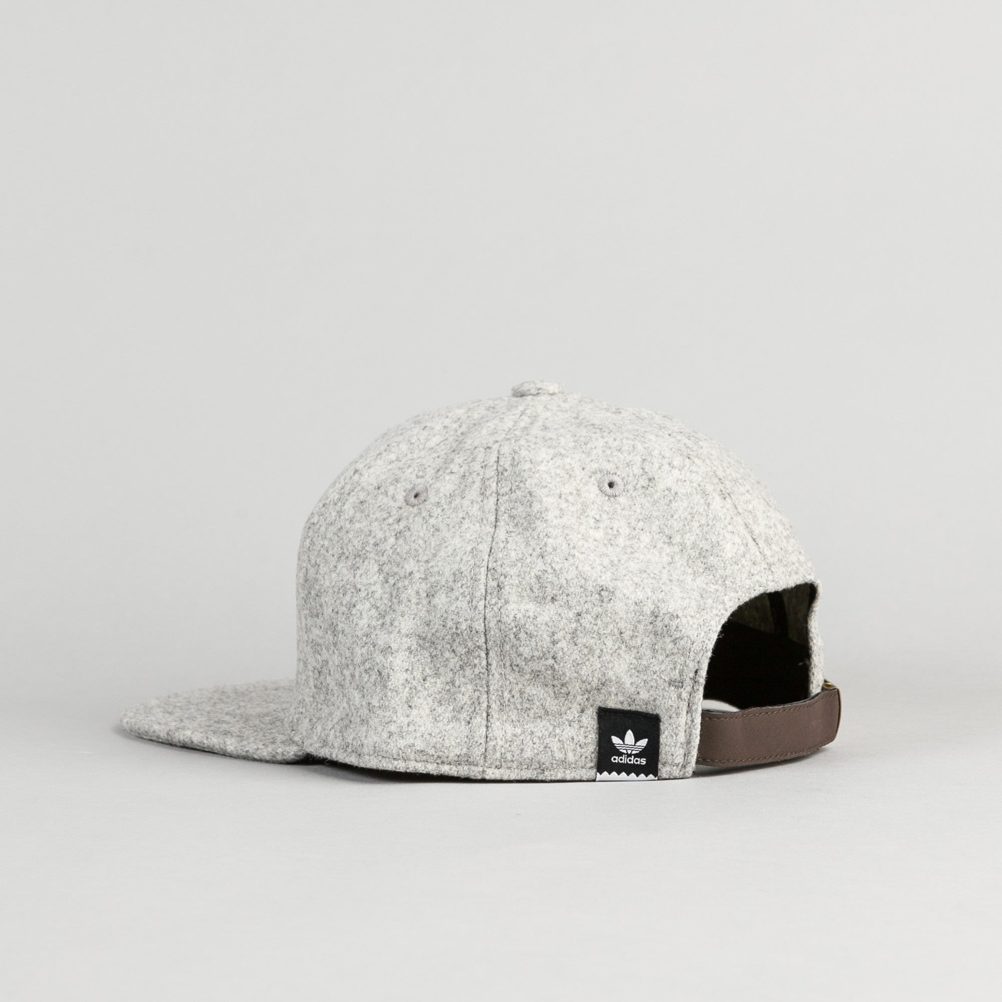 Adidas 6 Panel 1 Cap - Core Heather
