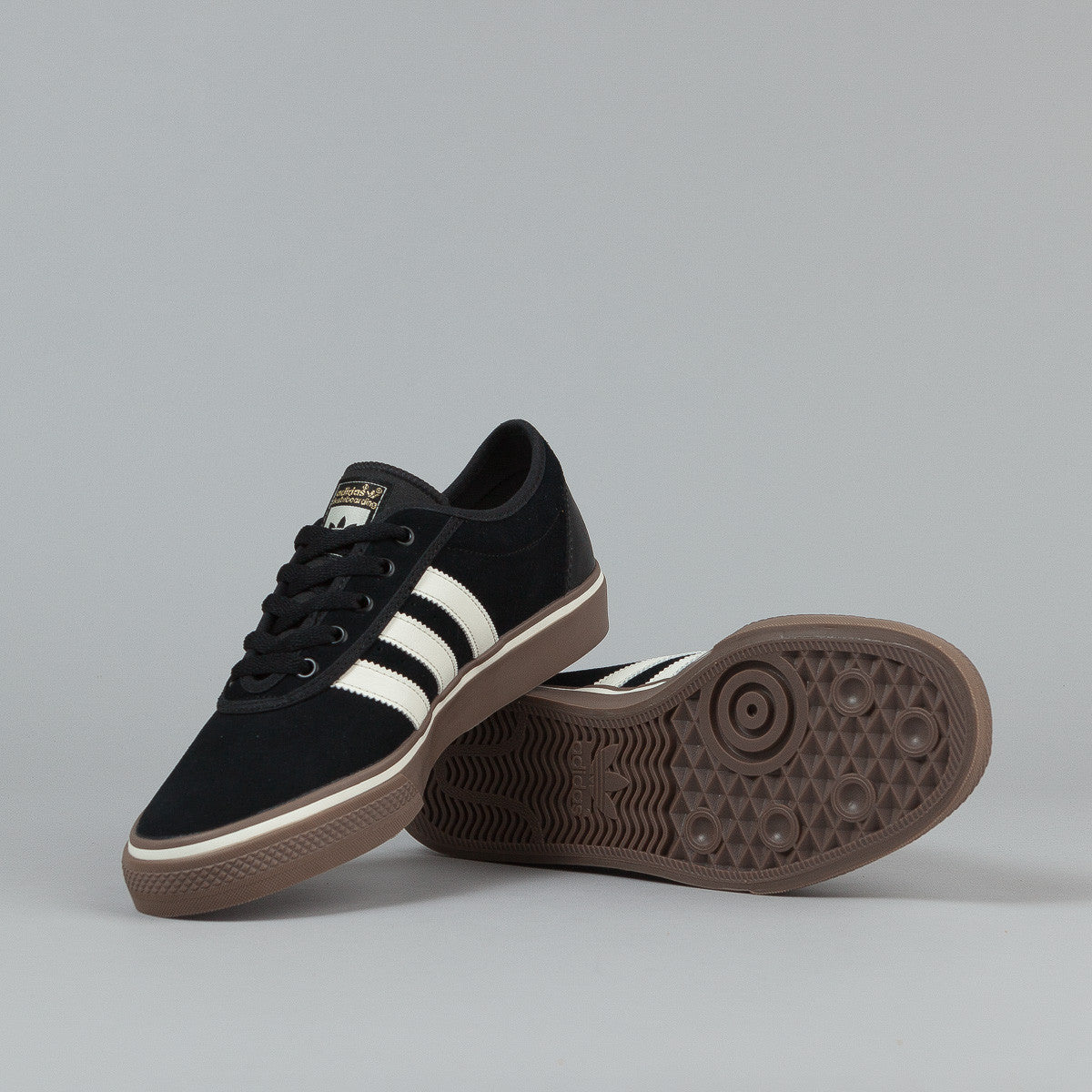 Adidas Adi-Ease Adv Shoes - Core Black / Cream White / Gum5