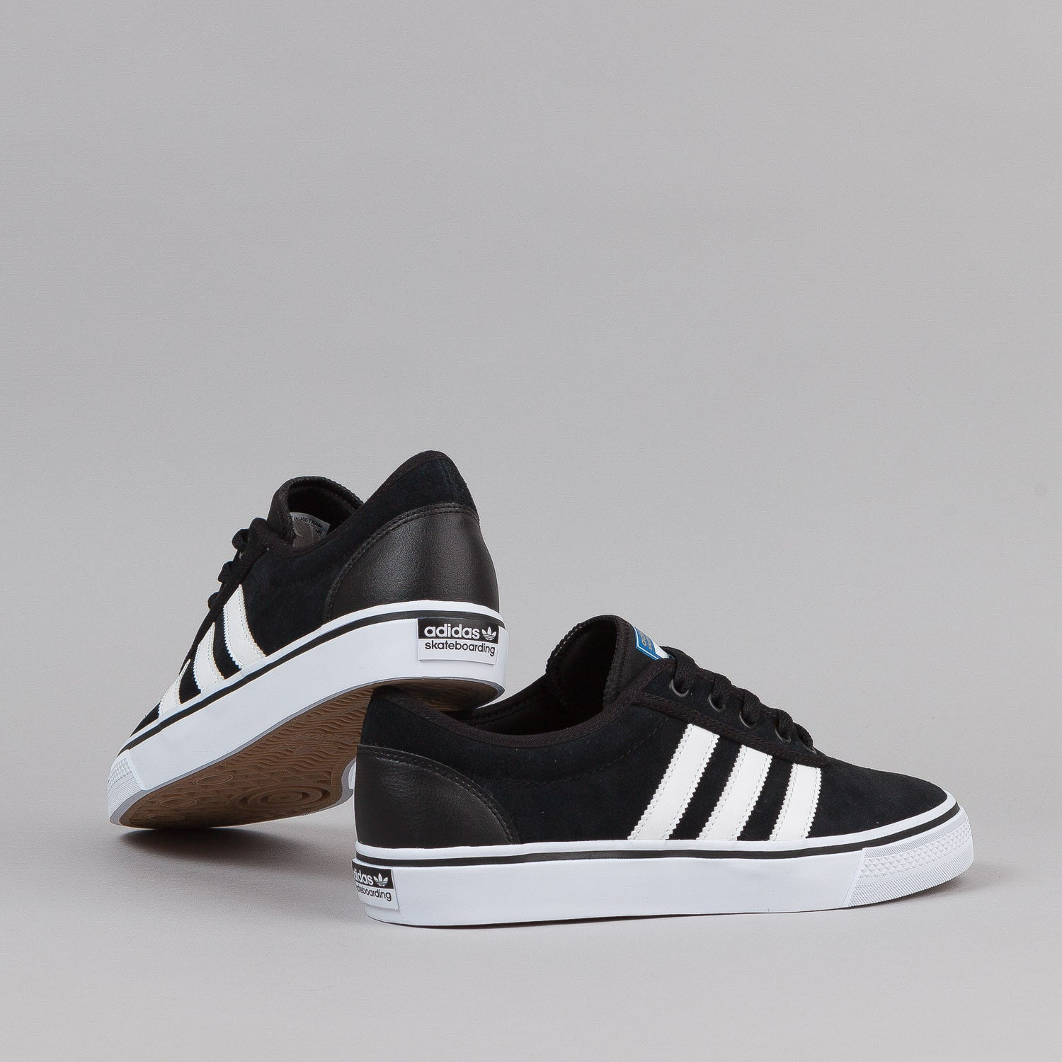 Adidas Adi-Ease Adv Shoes - Core Black / White / Bluebird