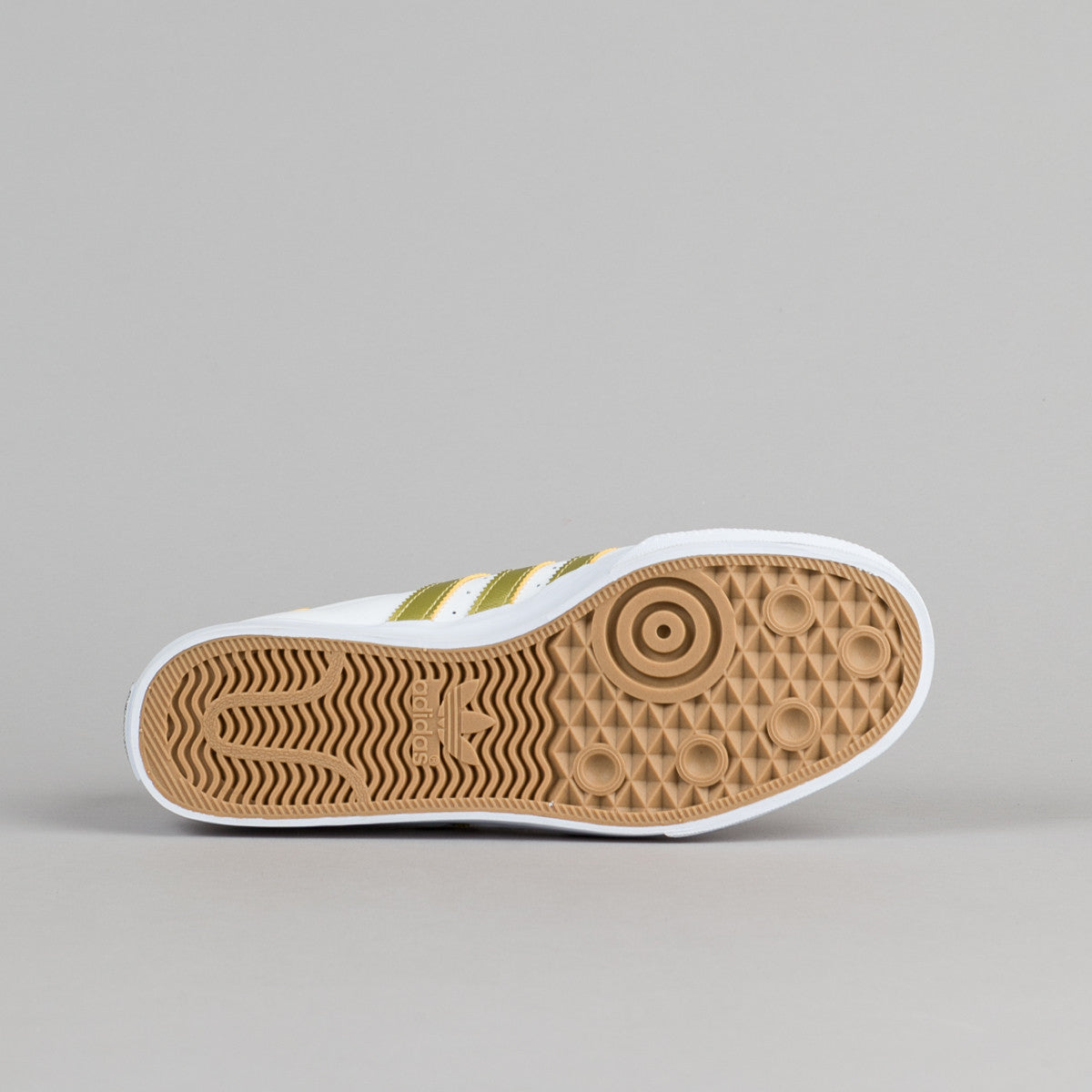 Adidas Adi-Ease Premiere Away Days Shoes - White / Gold / Gum