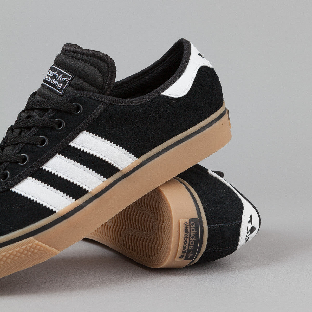 Adidas Adi-Ease Premier Shoes - Core Black / FTW White / Gum