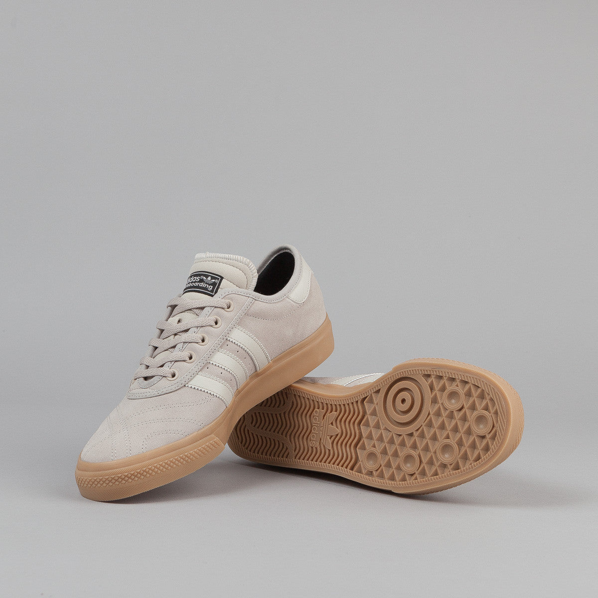 Adidas Adi-Ease Premier Shoes - Mist Stone / Core Black / Gum