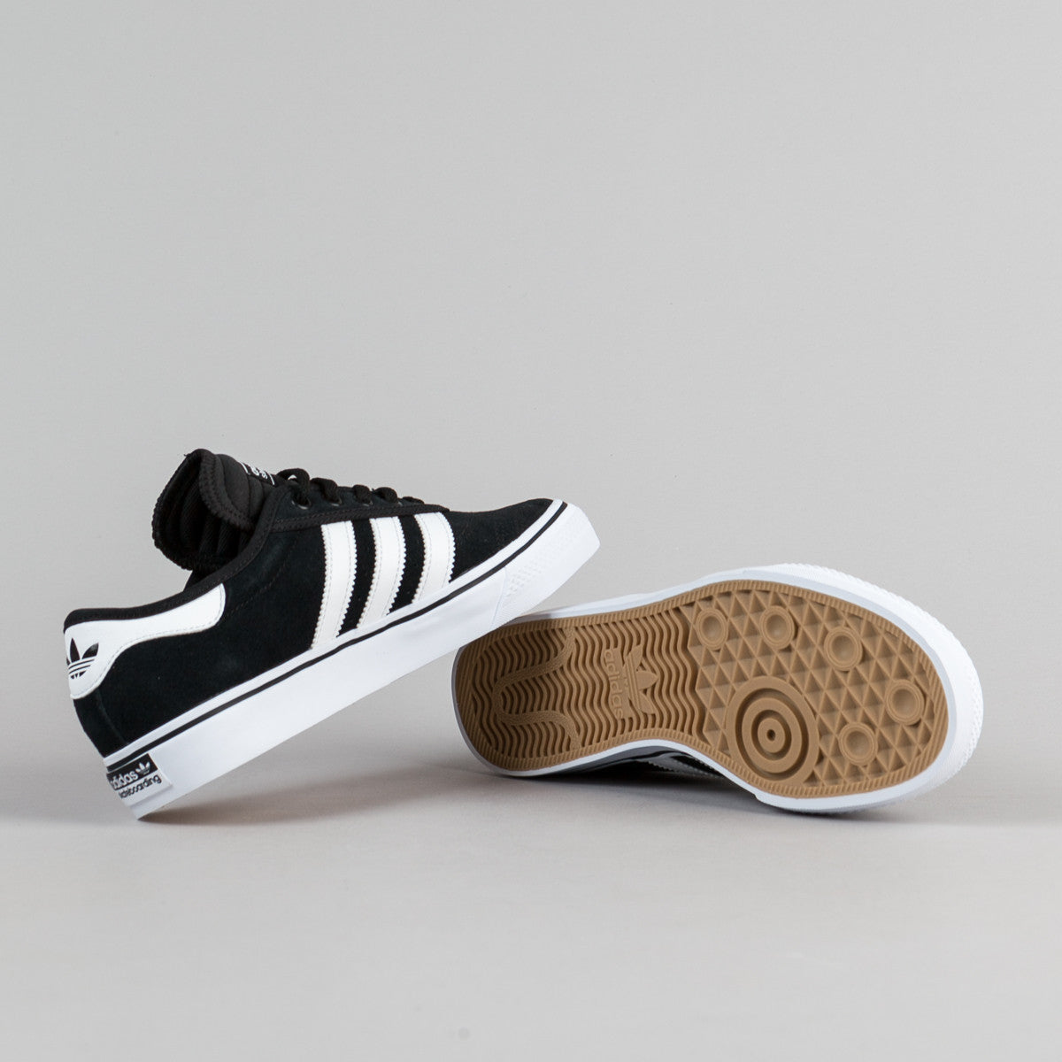 Adidas Adi-Ease Premiere ADV Shoes - Core Black / White / White