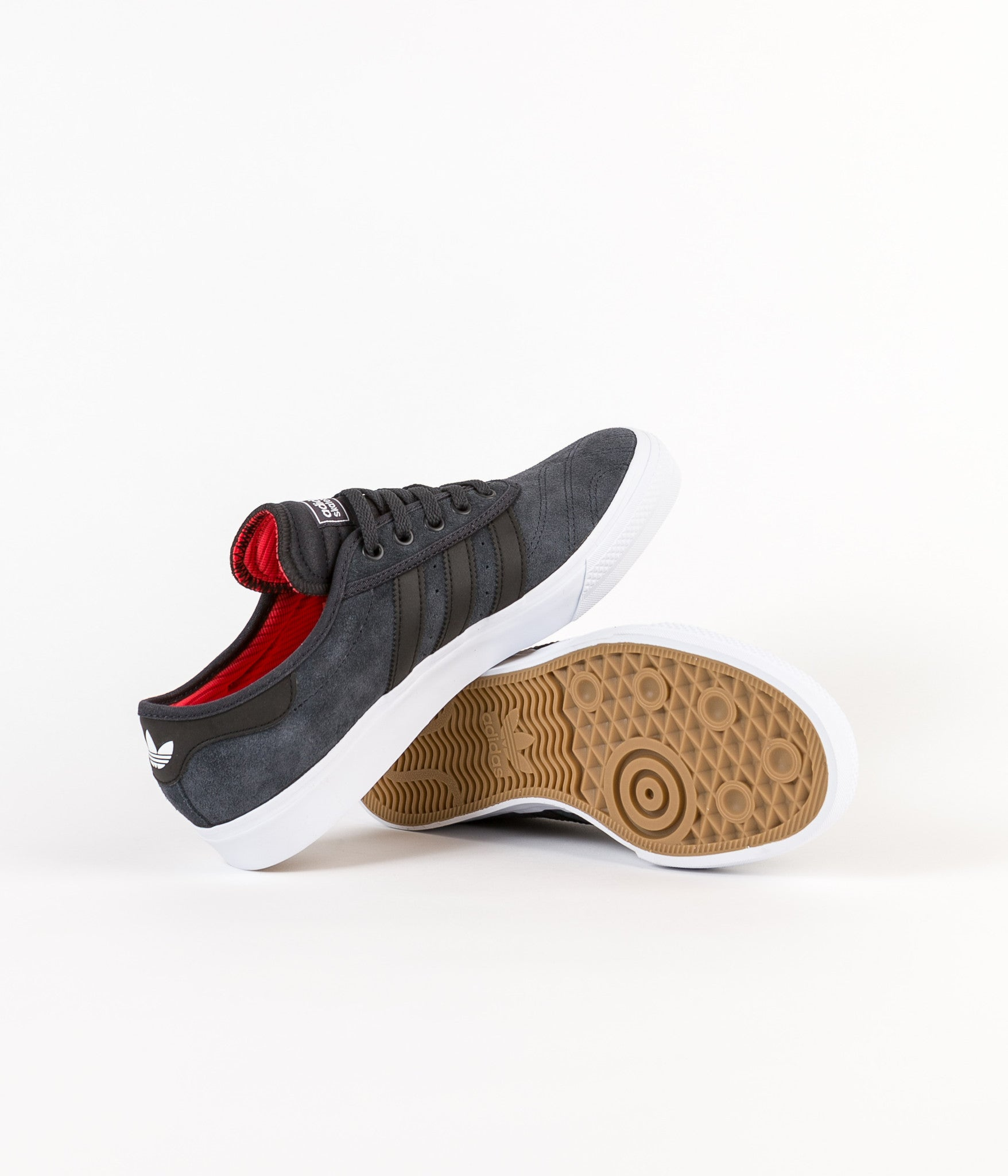 online store 037d7 59bff ... Adidas Adi-Ease Premiere Adv Shoes - Customized   Core Black   White ...
