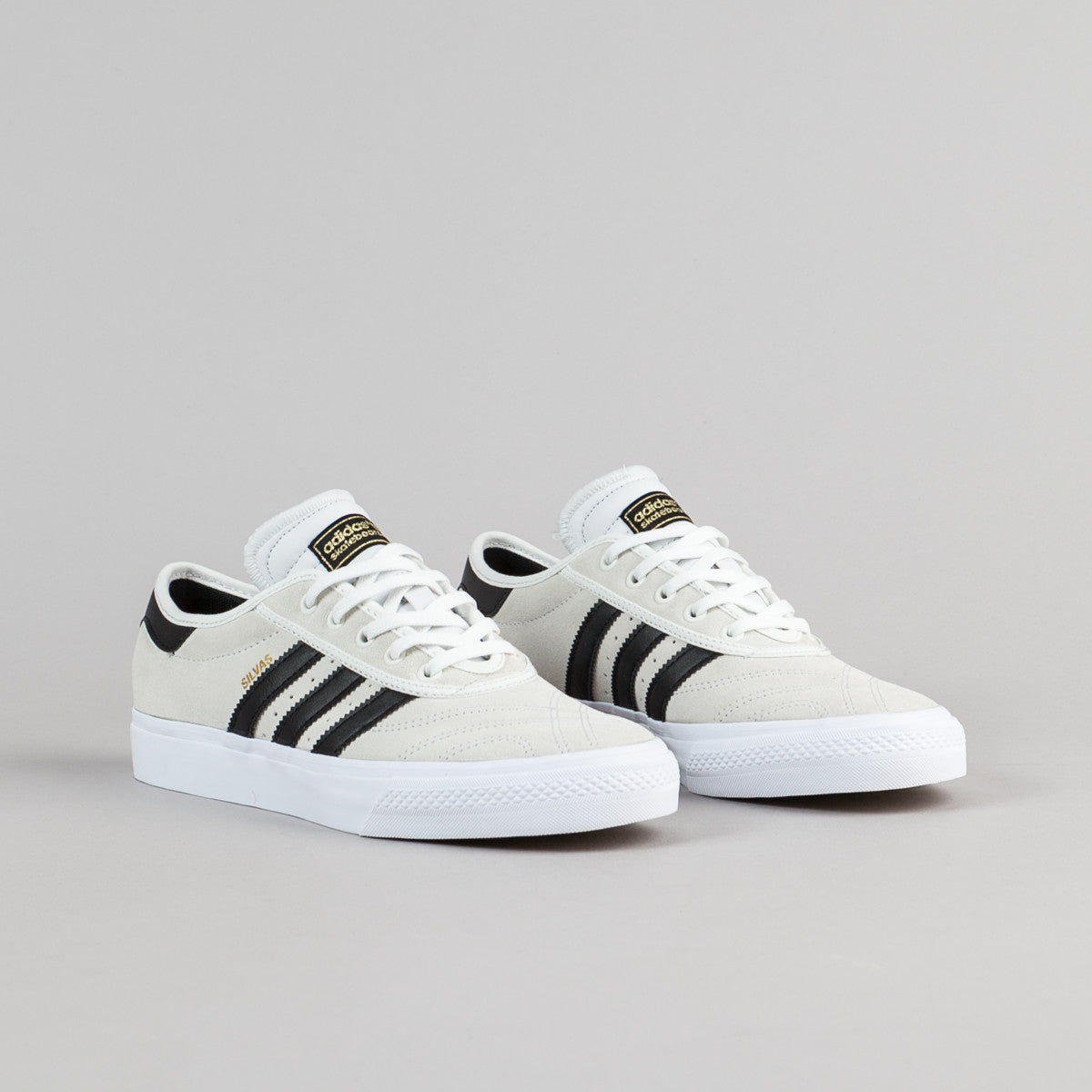 Adidas Adi-Ease Premiere ADV Shoes - White / Core Black / Gum