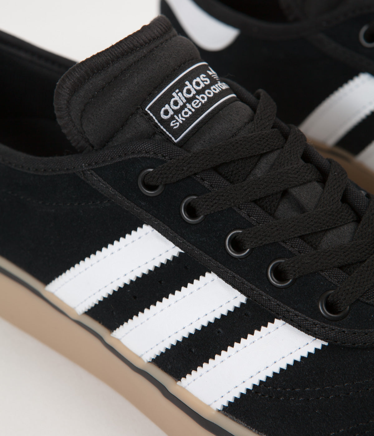 Adidas Adi-Ease Premiere Shoes - Core Black / White / Gum