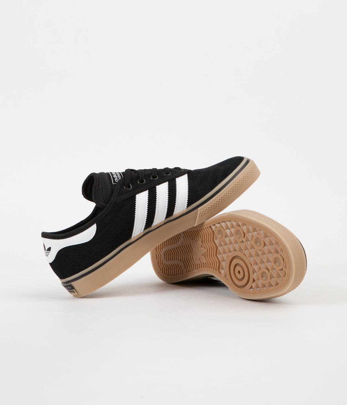 separation shoes 8802f f0eaf ... Adidas Adi-Ease Premiere Shoes - Core Black  White  Gum ...