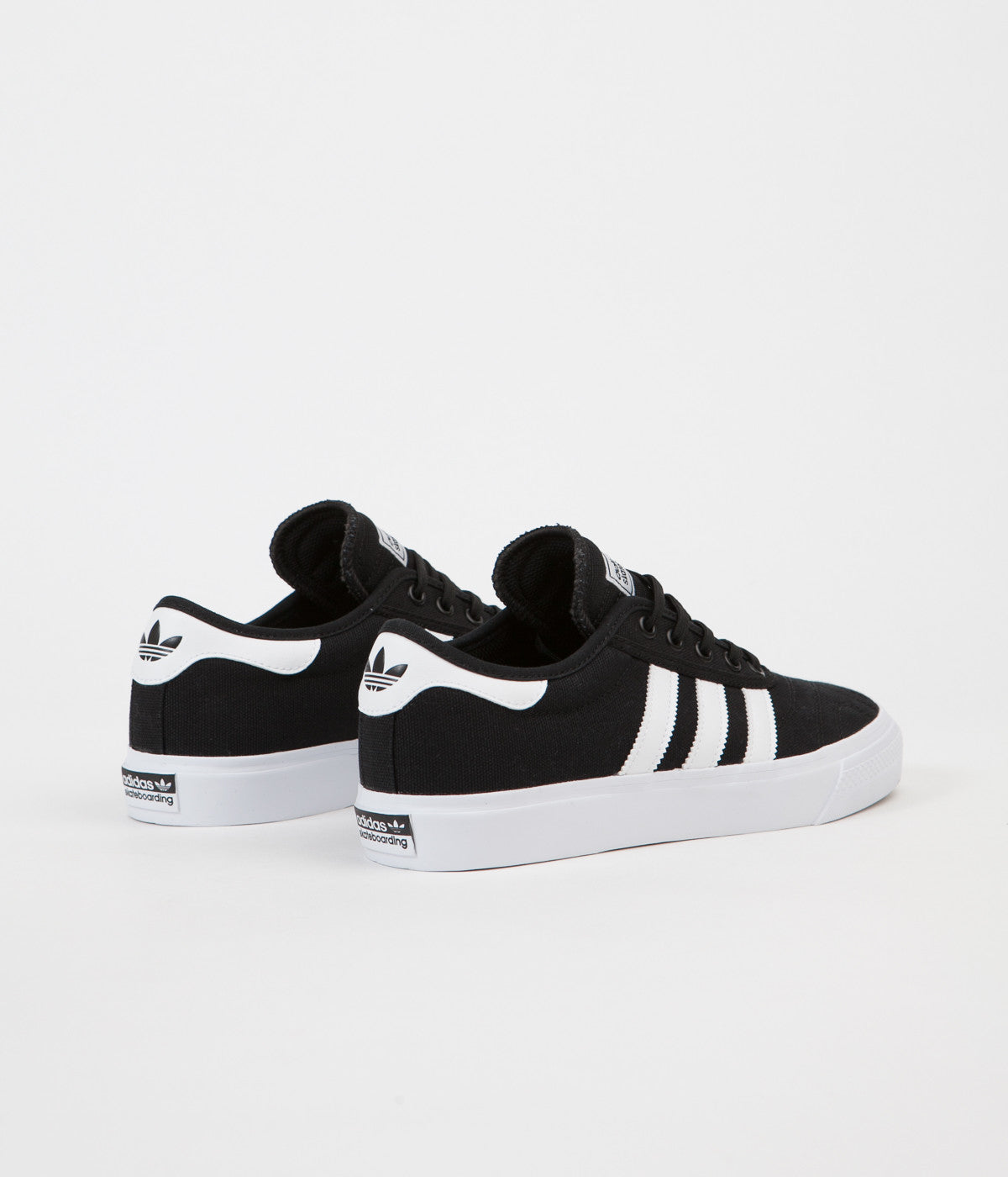 Adidas Adi-Ease Premiere Shoes - Core Black / White / Gum4