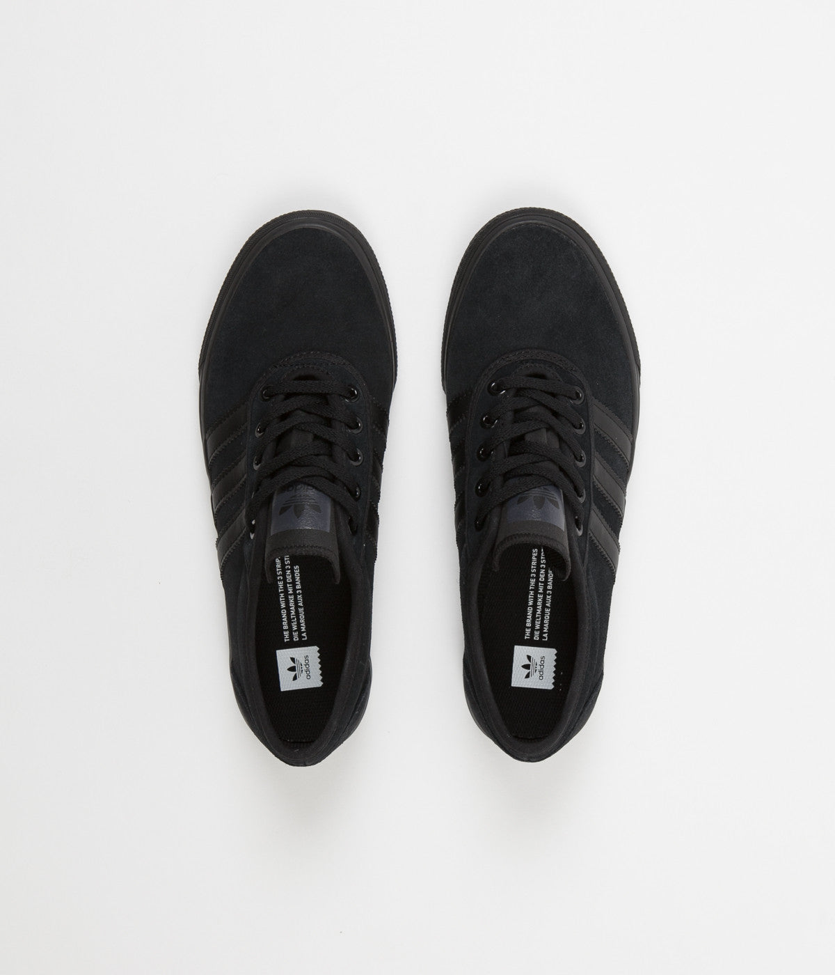 Adidas Adi-Ease Shoes - Core Black / Core Black / Core Black