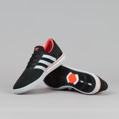Adidas Adv Boost Shoes - Black / Grey / Red