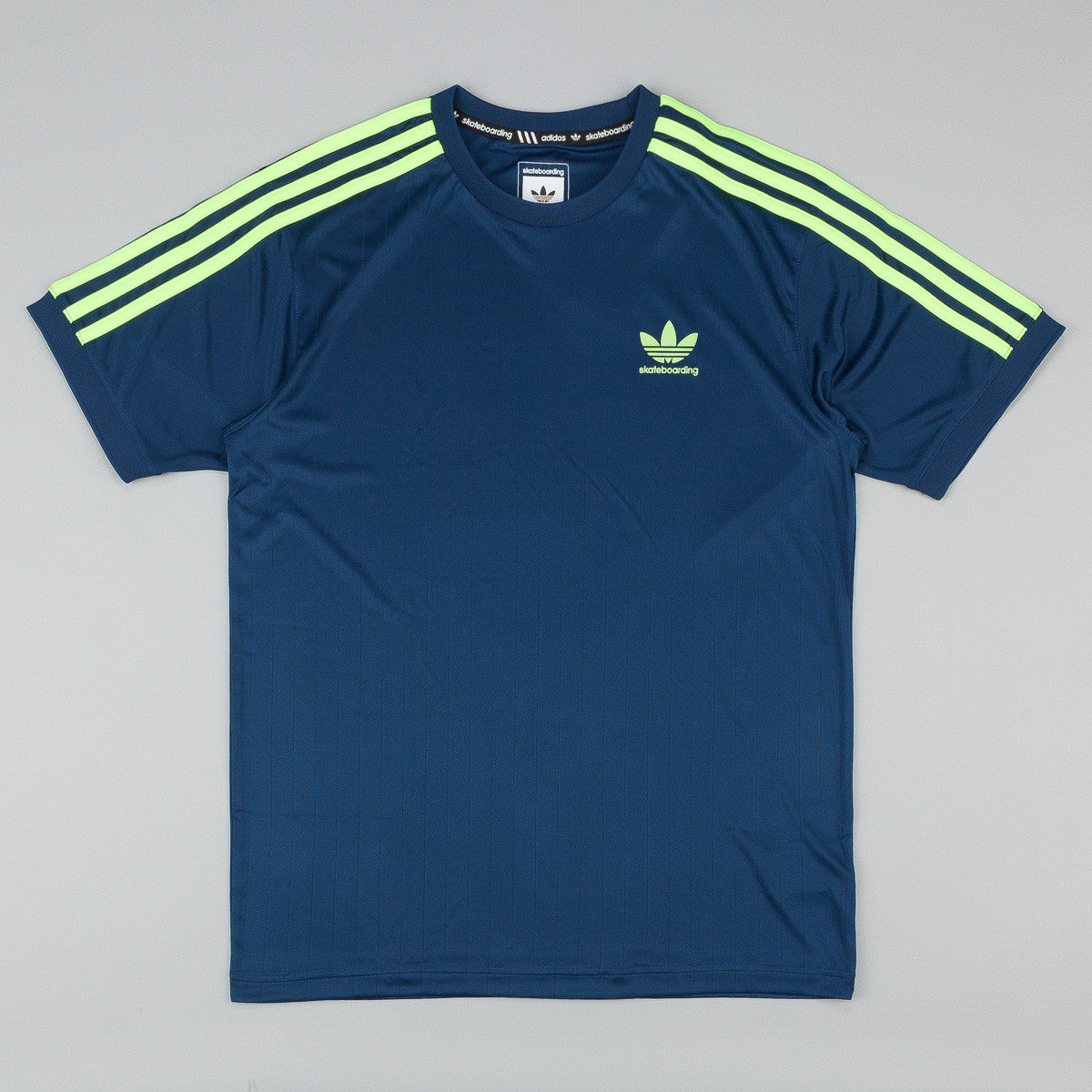 Adidas ADV Club Jersey - Oxford Blue / Yellow