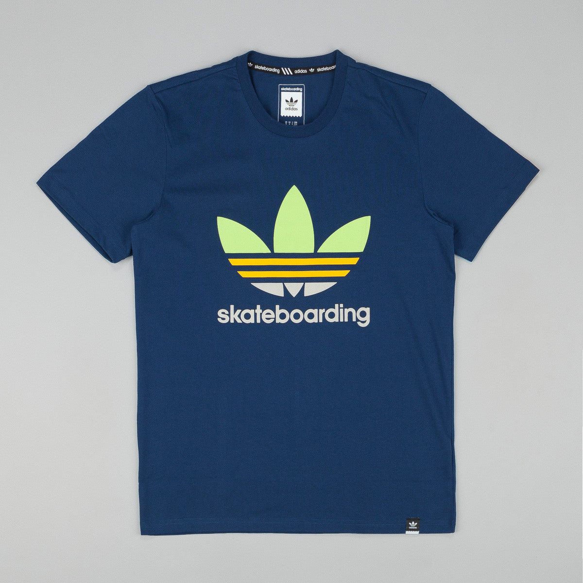 Adidas ADV Colour Fill T-Shirt - Oxford Blue