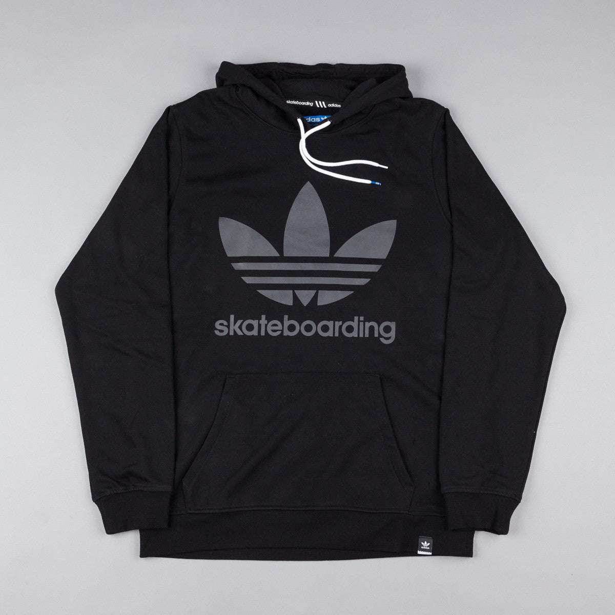 Adidas Adv Hooded Sweatshirt - Black / Carbon