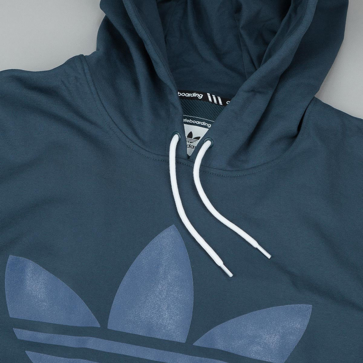 Adidas Adv Hooded Sweatshirt - Midnight / Faded Ink