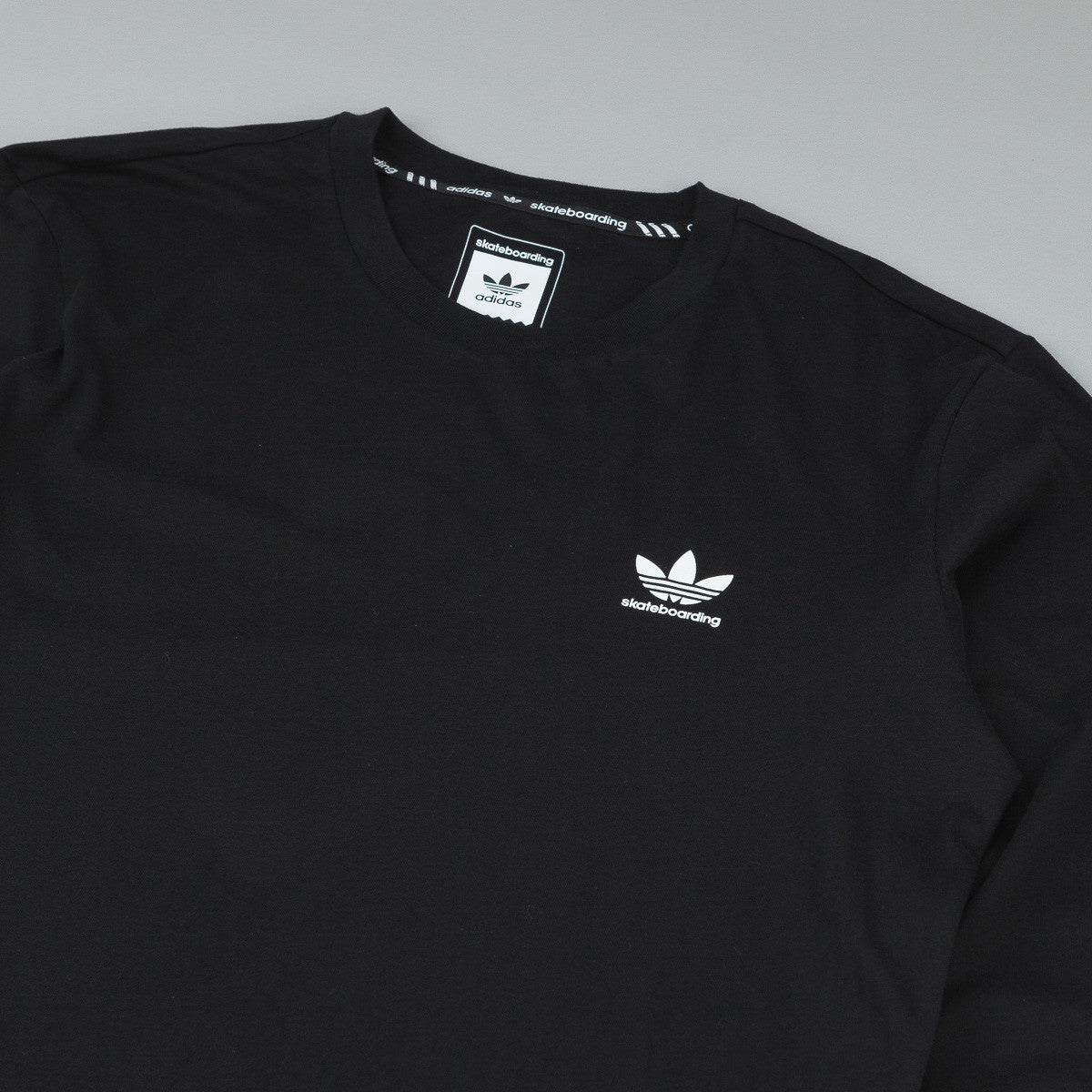 Adidas ADV Long Sleeve T-Shirt - Black
