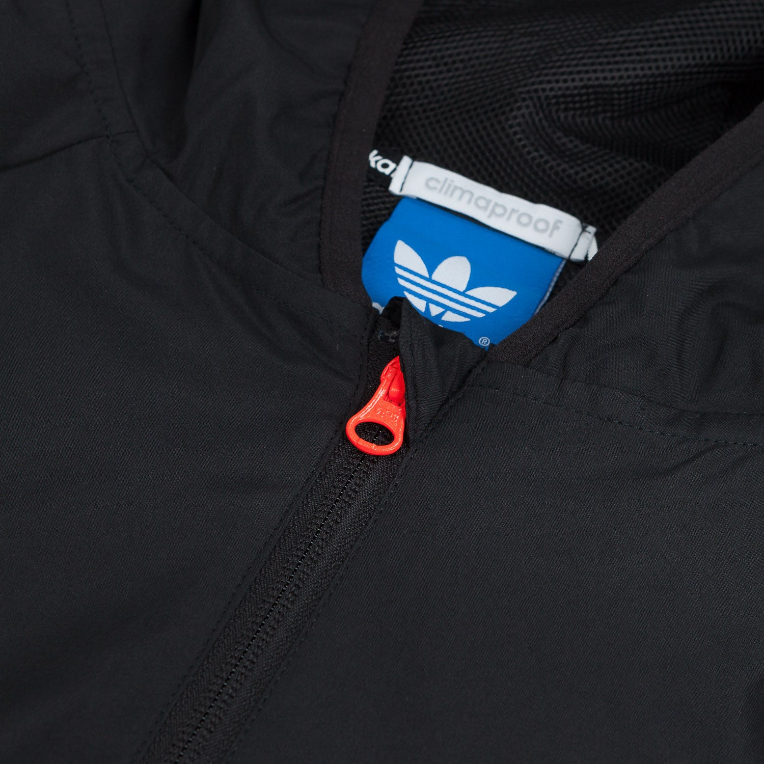 Adidas Adv SLR Red Wind Jacket - Black