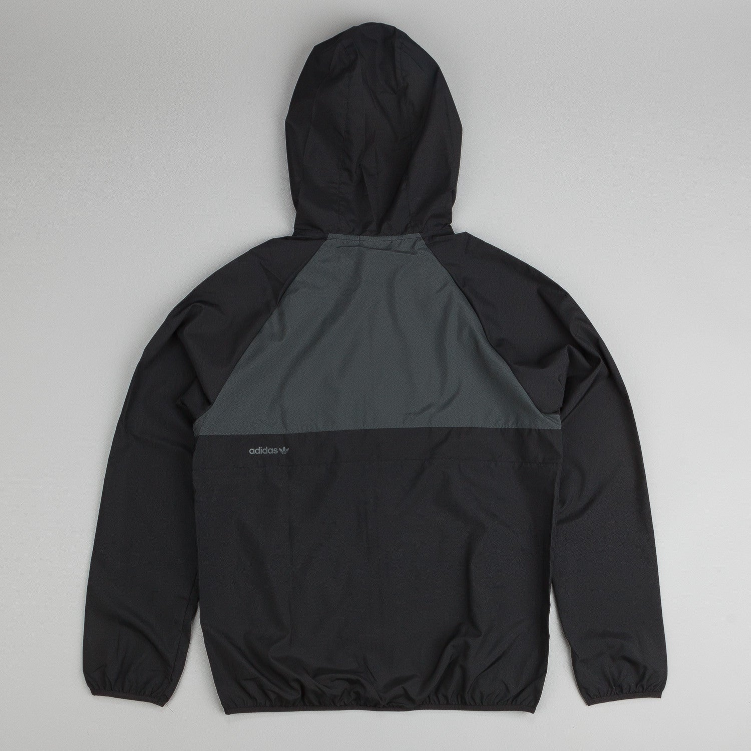 Adidas Adv Wind Jacket - Black / Solid Grey